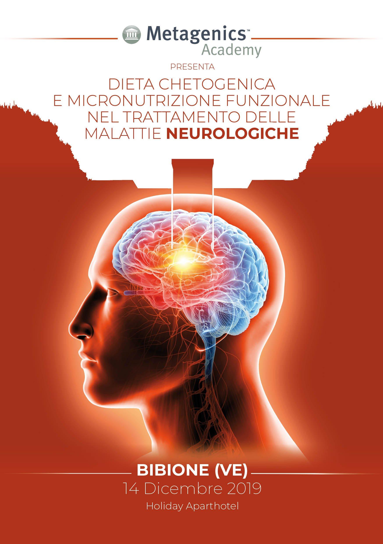 DIETA CHETOGENICA E MICRONUTRIZIONE FUNZIONALE  NEL TRATTAMENTO DELLE MALATTIE NEUROLOGICHE