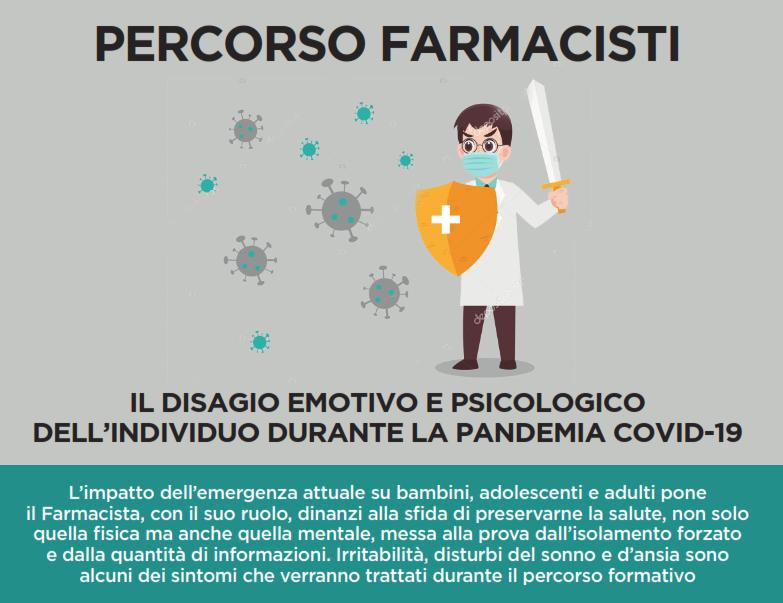 IL DISAGIO EMOTIVO E PSICOLOGICO DELL'INDIVIDUO DURANTE LA PANDEMIA COVID-19
