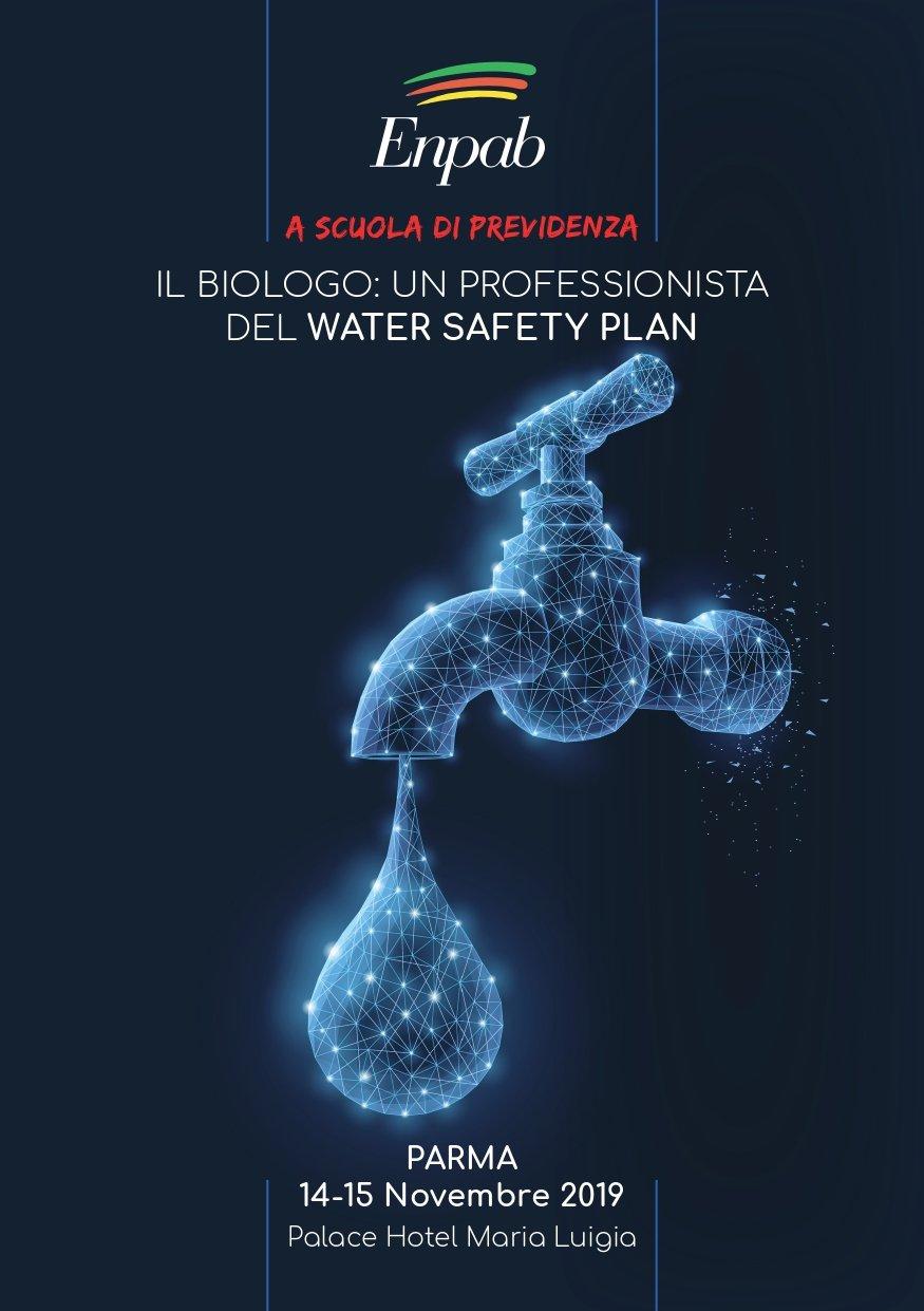 IL BIOLOGO: UN PROFESSIONISTA DEL WATER SAFETY PLAN