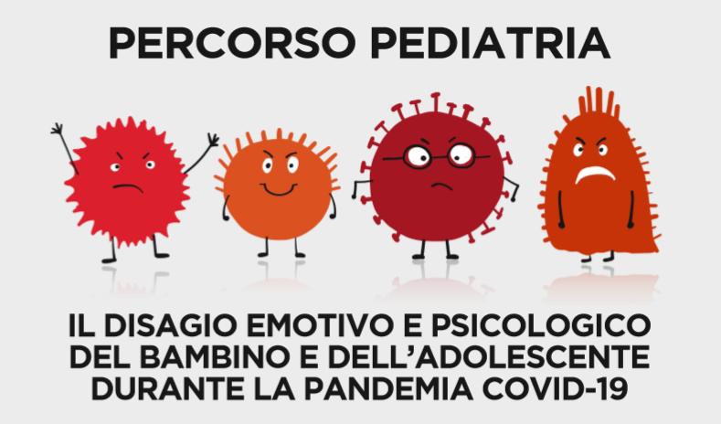 IL DISAGIO EMOTIVO E PSICOLOGICO DEL BAMBINO E DELL'ADOLESCENTE DURANTE LA PANDEMIA COVID-19